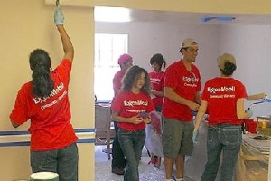 410_ExxonMobil-volunteers1